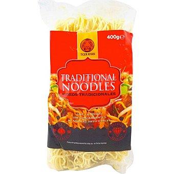 Tiger Khan Noodles tradicionales Envase 400 g