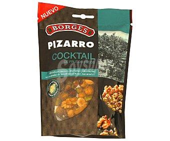 Borges Cocktail frutos secos mezcla (maíz frito+pipas girasol+cacahuete+garbanzos+habas) Bolsa de 500 Gramos
