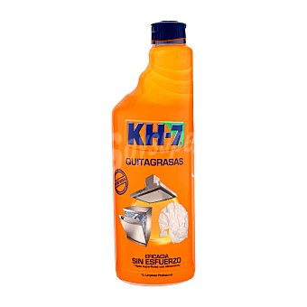 KH-7 Recambio limpiador quitagrasas multiusos Bote 75 cl