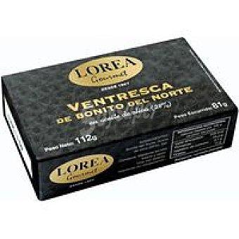 Lorea Ventresca de Bonito en Aceite de Oliva Lata 112 g