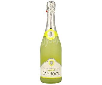 Bar royal Vino blanco frizzante con sabor a melón Botella de 75 cl