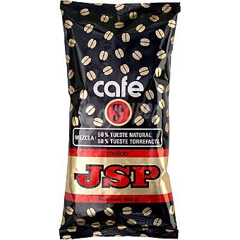Jsp Café Molido Mezcla - 50% Natural 50% Torrefacto 500 g