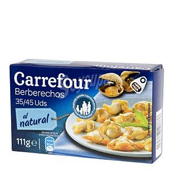 Carrefour Berberecho al natural 35/45 63 g