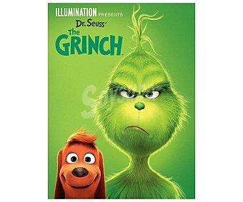 Illumination El Grinch, 2018. Película en dvd. Género: Animación. Edad: Tp