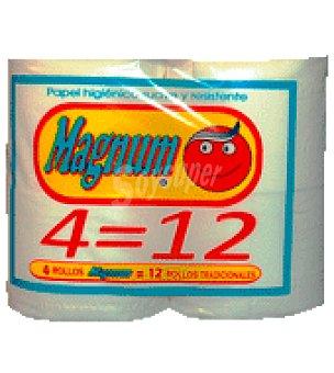 Magnum Papel higiénico 4 rollos