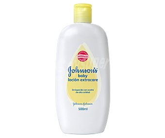 Johnson's Loción Corporal Hidratante Extracare 400 Mililitros