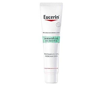 Eucerin Crema 10% hidroxiácidos Oil Control Dermo Tubo 40 ml