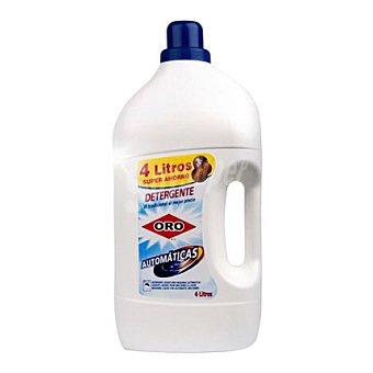 Oro Detergente liquido automáticas 4 l