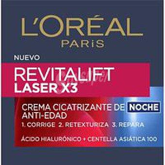 L'Oréal Crema cicatrizante de noche Láser 3 E/P Tarro 50 ml