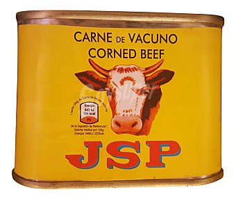 Jsp Carne corneed beef molida conserva Lata 340 g