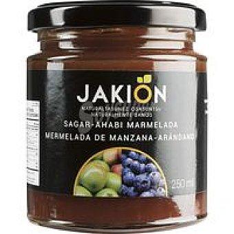 Jakion Mermelada de manzana-arándanos Frasco 280 g