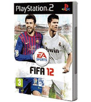 Sony Juego PS2 fifa 12