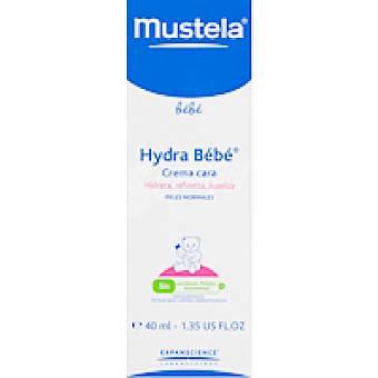 MUSTELA Hydra bebé para cara Tubo 40 ml
