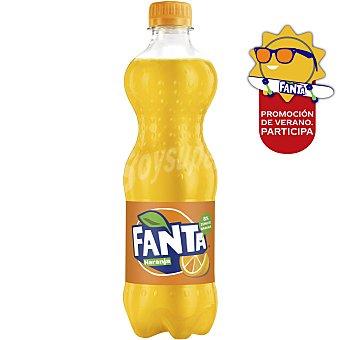 Fanta Refresco de Naranja Botella 500 ml