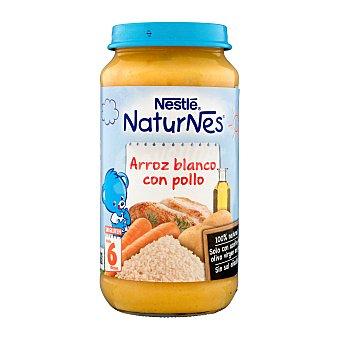 Nestlé Tarrito de arroz y pollo desde 6 meses Tarro 250 g