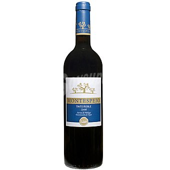 Montespejo Vino tinto roble D.O. Sierras de Málaga botella 75 cl