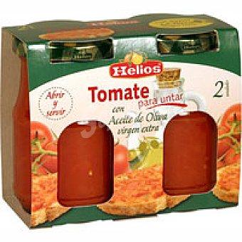 Helios Tomate de untar Pack 2x140 g