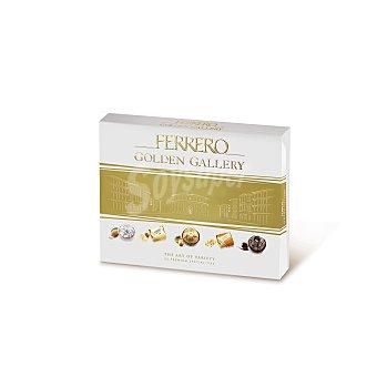 Ferrero Bombones surtidos golden gallery Caja 216 g