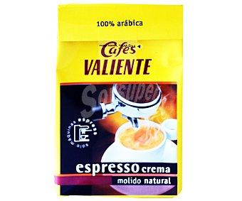 CAFÉS VALIENTE Café espresso arábico 250 Gramos
