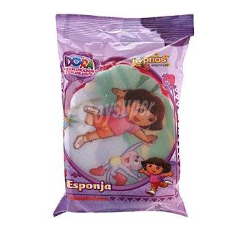 Hypnos Esponja Dora la Exploradora 1 ud