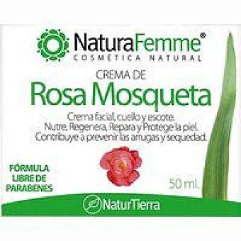 NATURAFemme Crema de Rosa Mosqueta Tarro 50 ml