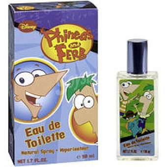 Phineas & Ferb Colonia 50 ml