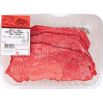 Gourmet Añojo filetes 1ª A de tapa y contra bandeja familiar peso aproximado 900 g 900 g