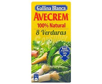 Avecrem Gallina Blanca Avecrem 100% Natural 8 Verduras pastillas 10 ud