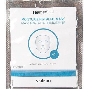 Sesderma Sesmedical máscara facial hidratante para todo tipo de pieles 1 unidad