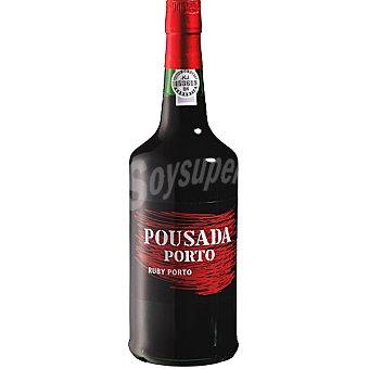 POUSADA Vino dulce Ruby Oporto Botella 75 cl