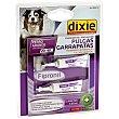 Tratamiento prevencion para perros grandes de contra garrapatas y pulgas envase 2 unidades 20-40 kg Dixie