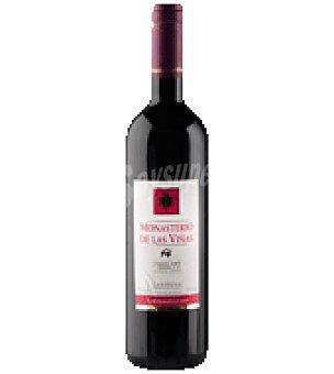Monasterio de Las Viñas Vino tinto tempranillo 75 cl