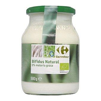 Carrefour Bio Yogur Bífidus 0% natural 500 g