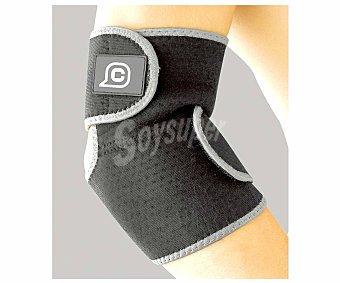 CUP´S Codera compuesta por goma y nylon de 2 milímetros de grosor, con costuras reforzadas y pliege interior del codo en tejido de malla 1 Unidad