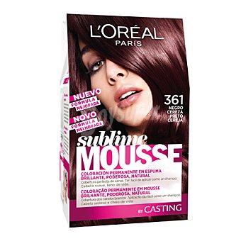 Sublime L'Oréal Paris Tinte 361 Negro Cereza 1 ud