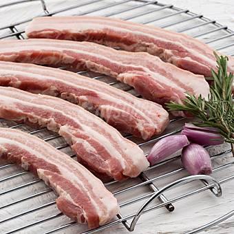 FACCSA Panceta fresca de cerdo en filetes