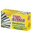 Sardinillas con limón 60 g Cabo de Peñas
