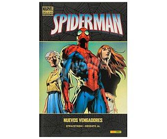 Panini Spiderman: Nuevos vengadores, J.M. straczynski. Marvel. Género: Cómic. Editorial