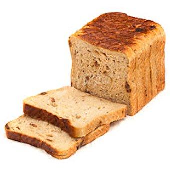 Pan cereales con pasas 400 g