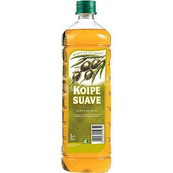 Koipe Aceite de oliva suave Botella 1 l
