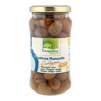 Campomar Nature Aceitunas manzanilla ecologicas sin hueso sabor natural 170 g