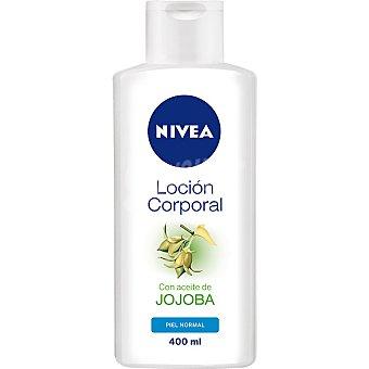 Nivea Loción corporal con aceite de jojoba 400 ml