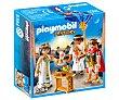 Escenario de juego Cesar y Cleopatra, History 5394 playmobil  Playmobil