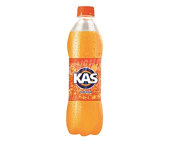 Kas Refresco de naranja Botellín 50 cl