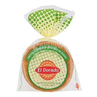 El Dorado Arepa de choclo rellena de queso 4 ud