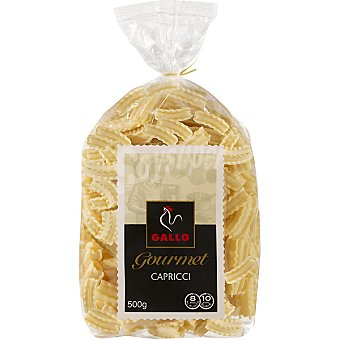Pasta capricci Envase 500 g