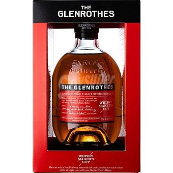 The Glenrothes Whisky escocés de malta Maker's Cut botella 70 cl Botella 70 cl