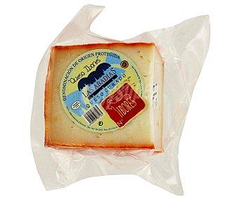 LAS ABADIAS Queso de cabra curado con denominación de origen Ibores 250 Gramos