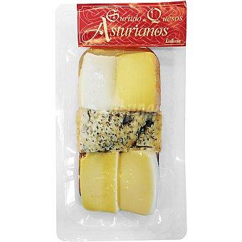 LISFERSA Tabla de quesos asturianos Envase 200 g