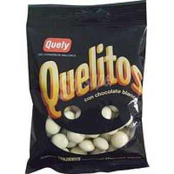 Quely Galleta Quelitos Bañadas En Chocolate Blanco 70Gr